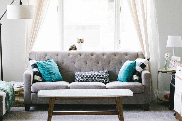 Lækker og hyggelig sofa
